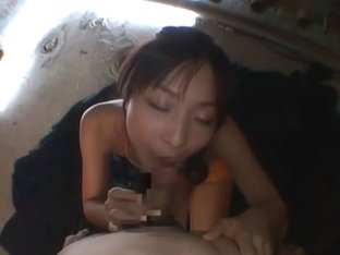 Hottest Japanese whore Rin Hino in Crazy Blowjob JAV movie
