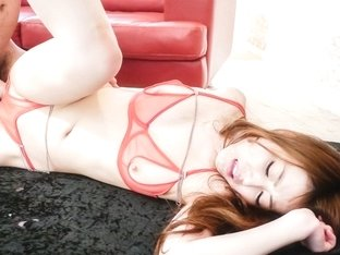 Best Japanese girl Rei Furuse in Crazy JAV uncensored Creampie video