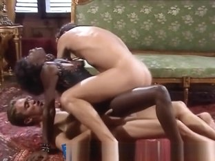 Delicious African Immigrant Got Double Penetration While