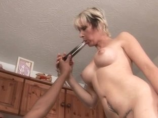 Lesbo interracial with British pornstar chicks