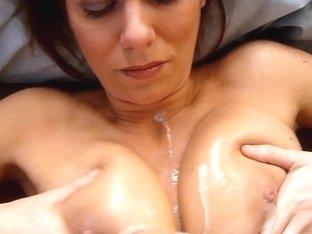 Large tit ejaculation Stef Ann