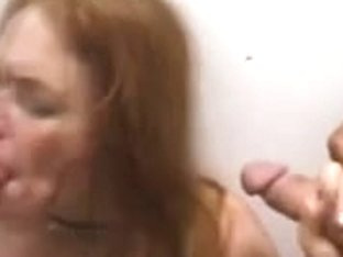 Redhead doxy acquires two knob