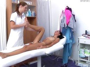Gina Gyno Exam