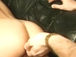 Horny Slut Milf fucked in both holes