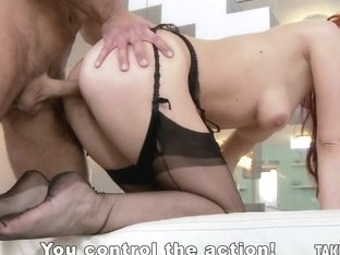 Sex advices about anal fucking for horny couples