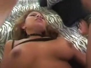 Spicy hot MILF with big knockers turns out to be a big fan of anal sex