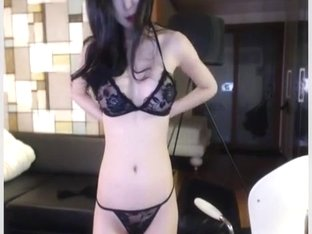 Mimi Cute Korean girl show sex cam with perfect body Vol.5