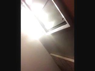 Sneaking in Cousin Bathroom