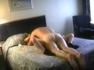 Hot quickie in missionary
