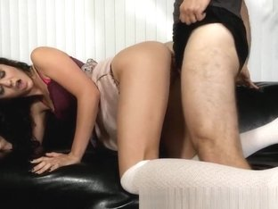 Hottest Homemade video with Doggy Style, Brunette scenes