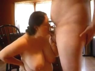 Valuable cum discharged after morning fuck