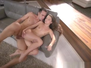 Petite Anita Bellini Fucks With Horny Boyfriend