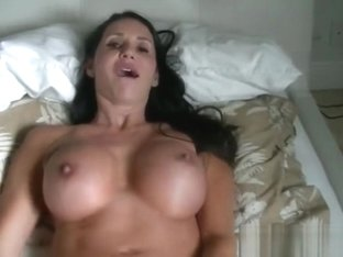 Mommy's bed porn