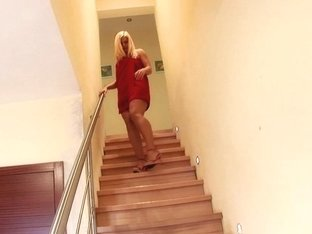 MMV FILMS German Blonde sexy teen