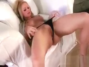 Blonde Loves Anal