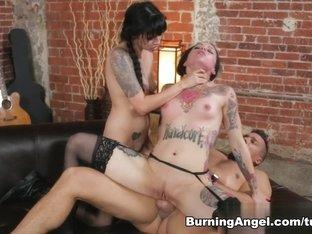 Incredible pornstar Ramon Nomar in Exotic Brunette, Fetish sex scene
