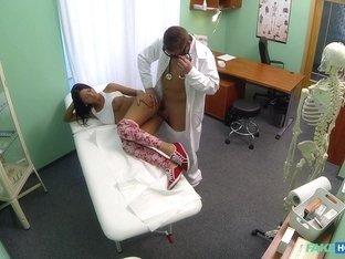 Fabulous pornstar in Exotic Fingering, Voyeur sex scene