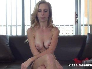 Incredible pornstar in Amazing Reality, Casting porn movie
