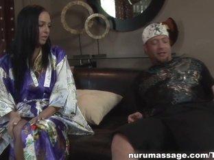 Horny pornstar in Crazy Massage, HD porn video