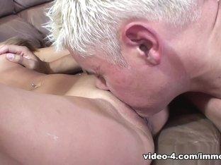 Crazy pornstar Averi Brooks in Incredible Small Tits, Masturbation porn scene