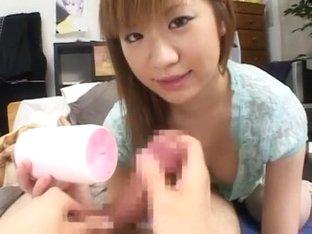 Fabulous Japanese whore Iruka Sakana in Exotic POV JAV scene