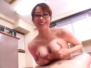 Fabulous Japanese model Misa Nishida in Best POV, Blowjob/Fera JAV movie