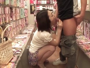 Hottest Japanese girl Ran Minami in Fabulous JAV uncensored Blowjob scene