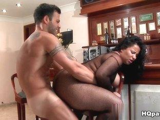 Amazing pornstar Roge Ferro in Horny Latina, Big Tits sex clip