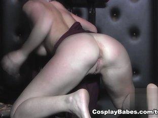 Fabulous pornstars in Hottest Dildos/Toys, Solo Girl adult scene