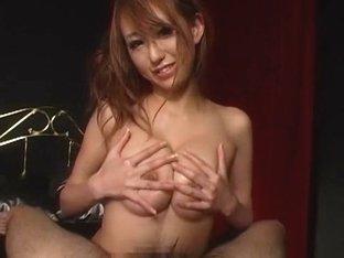 Exotic Japanese chick Arisa Sawa, Emiri Sakurai in Hottest POV JAV clip