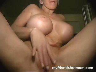 Diane Diamonds in My Friend's Hot Mom