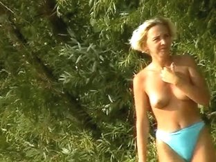 Nudist video at the beach with hot mature babes