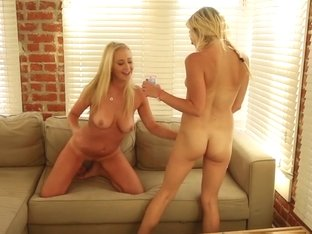Tara Morgan & Mandy Armani in Skateboard Beach Babes Video