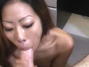 Video from Mytinydick: Asian babe has fun in the office