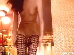 Russian beautiful webcam model Poshno1 anal toying