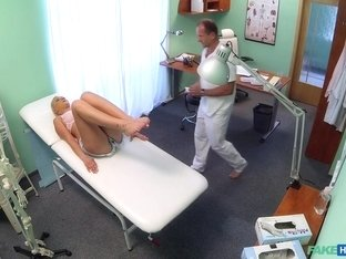 Crazy pornstar in Horny Medical, Amateur adult clip