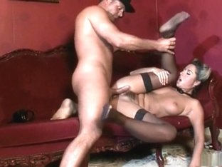 Incredible pornstar Daria Glower in hottest facial, brazilian sex video