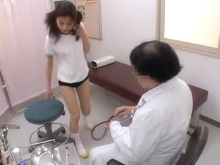 Asian video with medical fantasies fulfilled by gynecologist