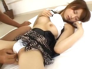 Horny Japanese slut Akiho Yoshizawa in Incredible Rimming, Girlfriend JAV video