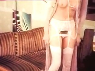White Lingerie MILF Jerk Off Encouragement - JOE
