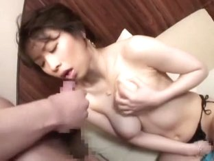 Amazing Japanese slut Natsuki Mochida in Exotic Big Tits, Masturbation/Onanii JAV clip