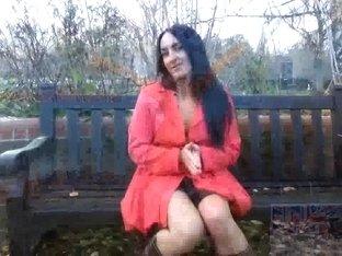 Dilettante public nudity in the UK