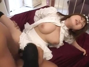 Rio Hamasaki in Big Bust Maid
