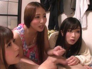 Amazing Japanese whore Uta Kohaku, Haruki Sato, Ayaka Tomada, Hibiki Otsuki in Best group sex, han.