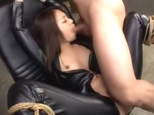 Fabulous Japanese chick Shelly Fujii in Amazing Fingering, BDSM JAV movie