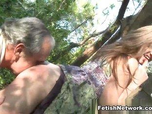 Hottest pornstar in Horny Oldie, Rimming porn movie