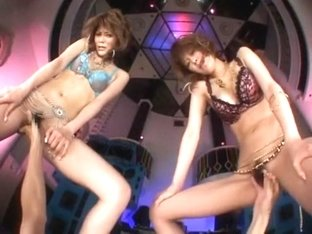 Best Japanese chick Koharu, Anna Kaneshiro in Crazy Threesomes JAV video