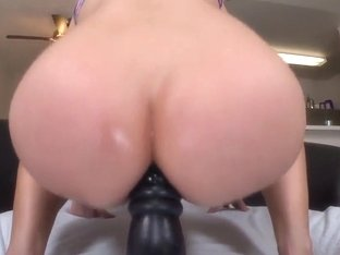Alexa Nicole gets nailed by black stud