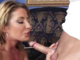 Sheena Shaw being penetrated by a fucking huge and hard cock!