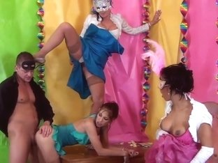 ### covered fetish sluts orgy